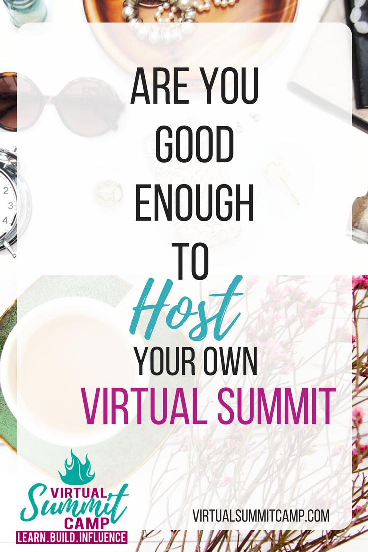 Virtual Summit Host