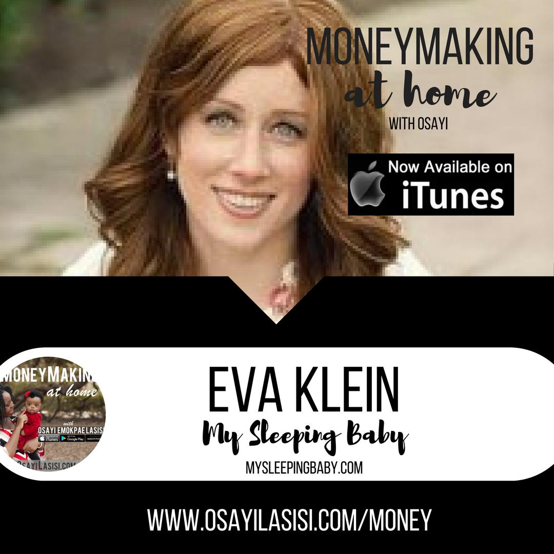Episode 0011 –  Guest Expert – Eva Klein – Getting your Children to Sleep